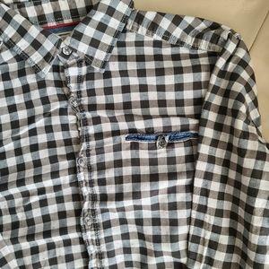 Mexx mens large button up shirt